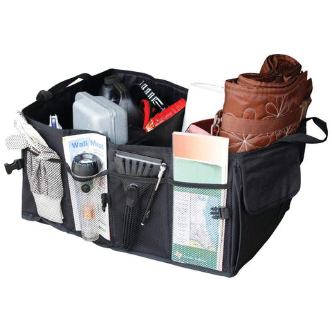 Maxam Portable Trunk Organizer