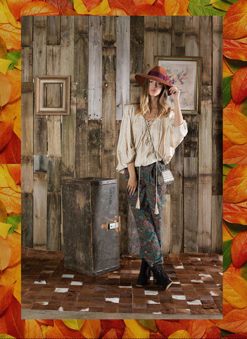 Top 10 Fall Outfits Ideas - Blog IBIZA PASSION boho chic luxe fashion jewelry autumn fashion jewels store online
