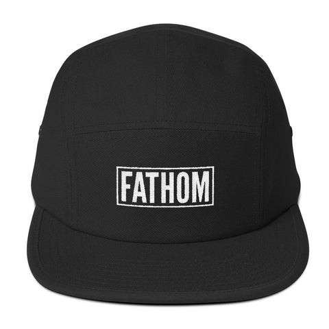 5 Panel Fathom - Fathom Clothing, Alternative Clothing Company, Fathom Supply Co.