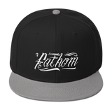 Tattoo Style Snapback - Fathom Clothing, Alternative Clothing Company, Fathom Supply Co.