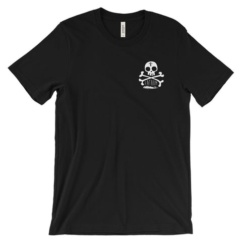 Crossbones Tee - Fathom Clothing, Alternative Clothing Company, Fathom Supply Co.