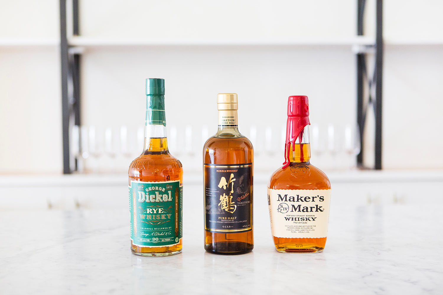 Difference Between American, Japanese, and Scotch Whisky