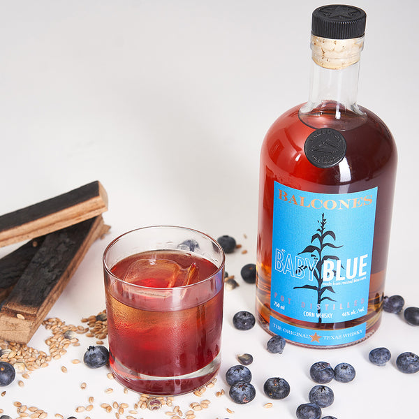 Balcones Blues Brothers - Sourced: Craft Cocktails Delivered