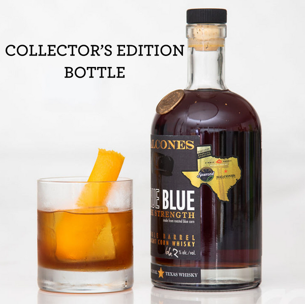 Balcones Cask Strength Old Fashioned Kit