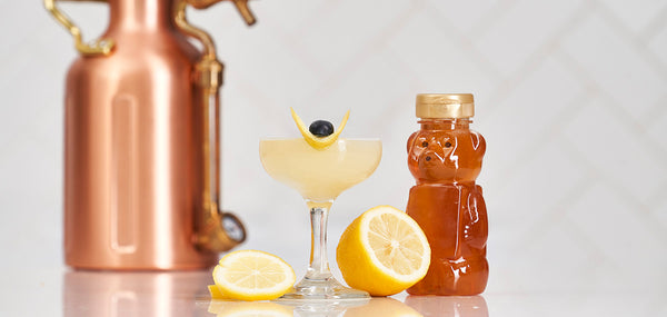 Tanqueray Bee's Knees - Sourced: Craft Cocktails Delivered
