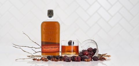 Bulleit Whiskey Kit - Sourced: Craft Cocktails Delivered