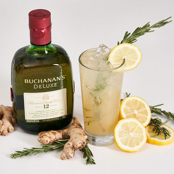 Buchanan's Whisky Ambiente - Sourced: Craft Cocktails Delivered
