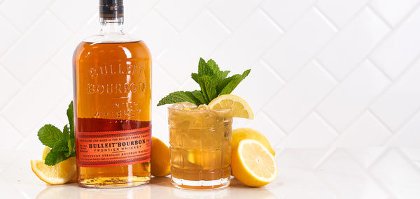Bulleit Whiskey Smash