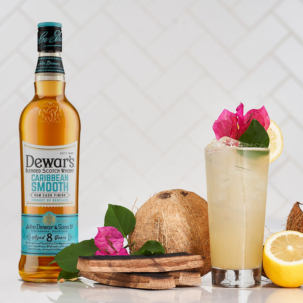 Dewar's Cask to Colada - Sourced: Craft Cocktails Delivered
