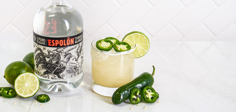 Espolòn Spicy Margarita