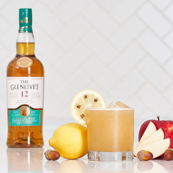 The Glenlivet 12 Year Old Cold Toddy - Sourced: Craft Cocktails Delivered