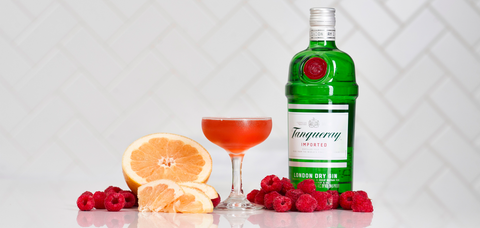 Tanqueray Gin Kit - Sourced: Craft Cocktails Delivered