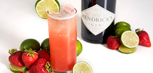 Hendrick's Gin Kit - Sourced: Craft Cocktails Delivered