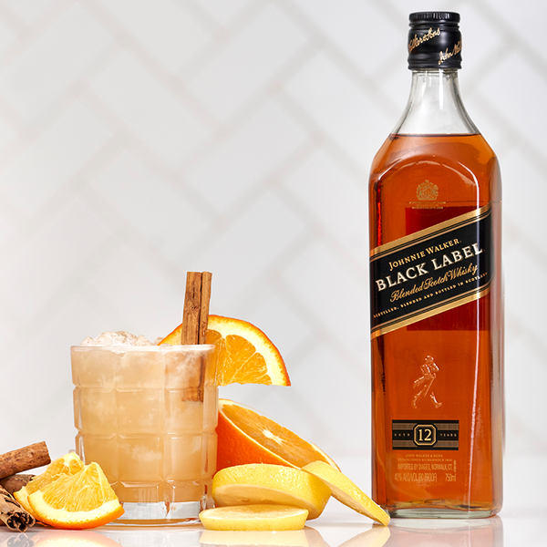 Johnnie Walker Black Highland Margarita - Sourced: Craft Cocktails Delivered