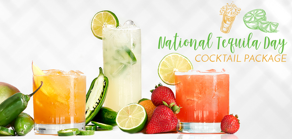 National Tequila Day Package - Sourced: Craft Cocktails Delivered
