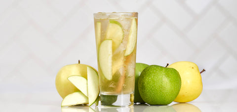 Johnnie Walker Spiced Apple Highball - Sourced: Craft Cocktails Delivered