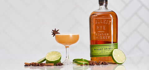 Bulleit Lion's Tail - Sourced: Craft Cocktails Delivered