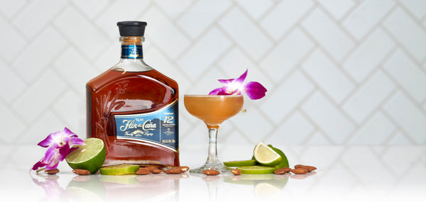 Flor de Caña Rum 12 Year Kit - Sourced: Craft Cocktails Delivered