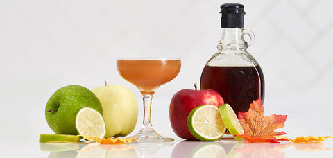 Martell Blue Swift Cider Punch - Sourced: Craft Cocktails Delivered