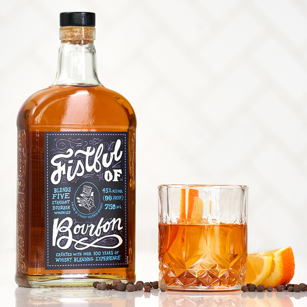 Fistful of Bourbon Old Fashioned - Sourced: Craft Cocktails Delivered