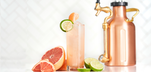 Paloma - Sourced: Craft Cocktails Delivered