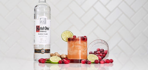 Ketel One Vodka Kit - Sourced: Craft Cocktails Delivered