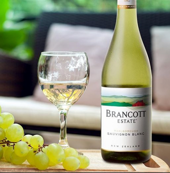 Brancott Estate Sauvignon Blanc - Sourced: Craft Cocktails Delivered