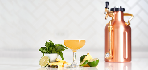 Spiced Daiquiri - Sourced: Craft Cocktails Delivered