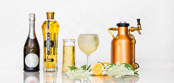 St-Germain Elderflower Liqueur Spritz