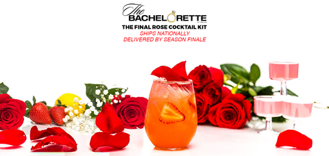 The Final Rose Cocktail Kit - Sourced: Craft Cocktails Delivered