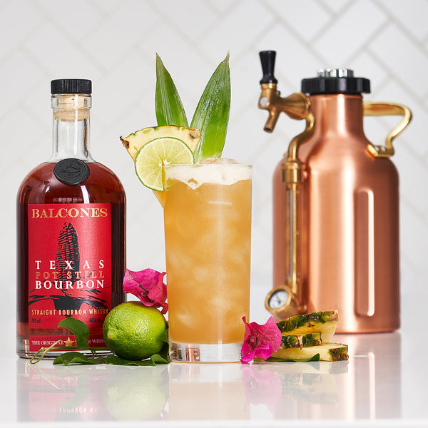 Balcones Texas Tango - Sourced: Craft Cocktails Delivered