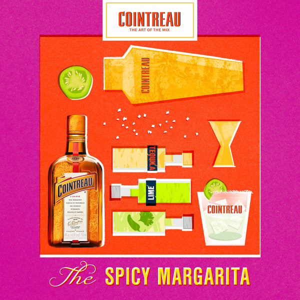 Cointreau and Vulture Present: Make It a Double (Feature)