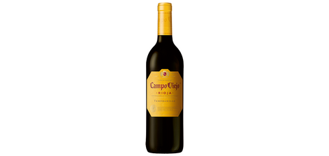 Campo Viejo Tempranillo - Sourced: Craft Cocktails Delivered