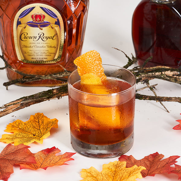 Crown Royal Walk in the Woods - Sourced: Craft Cocktails Delivered