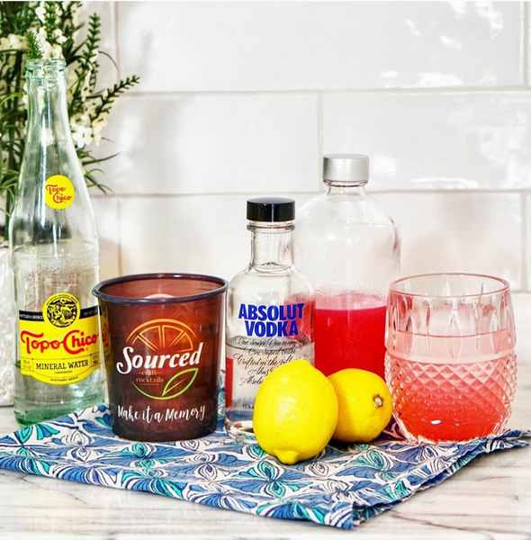 Sourced Social Series - Book a Virtual Happy Hour - Sourced: Craft Cocktails Delivered