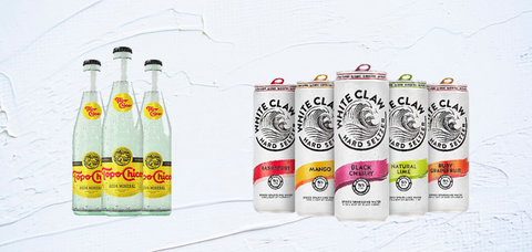 Luck's White Claw Bundle - Sourced: Craft Cocktails Delivered