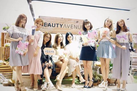 【MODA FLORA x BEAUTY AVENUE 秘密後花園】18/4/2016 - 24/4/2016