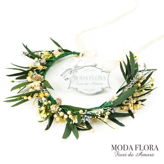 Floral Crown - Dreamtime - MODA FLORA