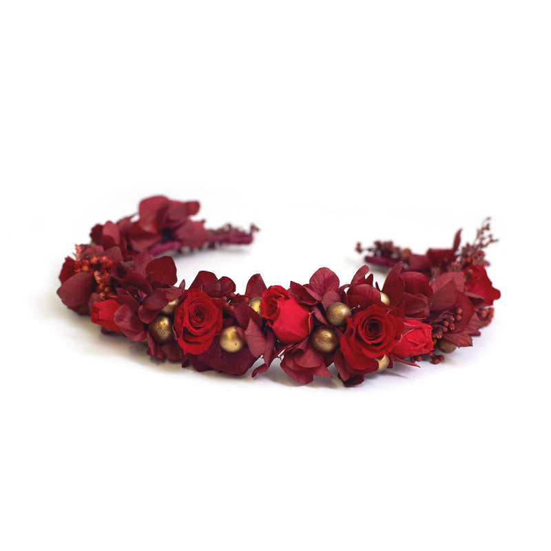 Floral Crown - Floral Riches - MODA FLORA
