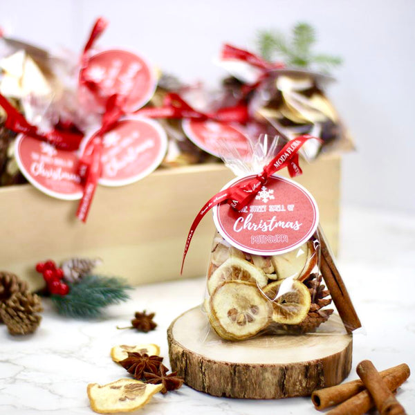 Christmas POTPOURRI - Smell Christmas All Day Long
