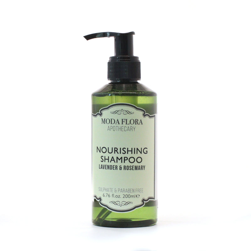NOURISHING SHAMPOO LAVENDER & ROSEMARY 200ml