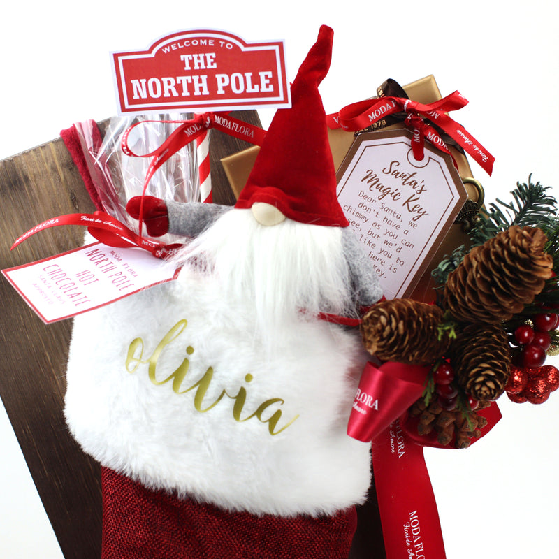 Personalised Christmas Stocking