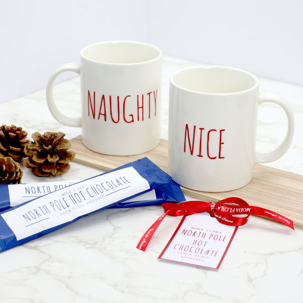 North Pole Hot Chocolate Set