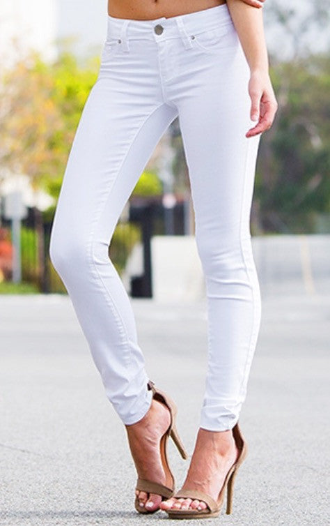 YMI Hyperstretch Skinny Jeggings