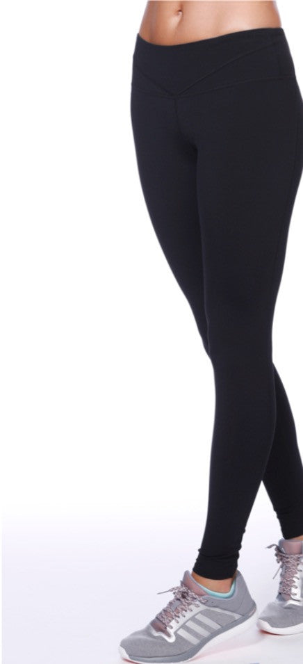 Basic Black Workout Pants