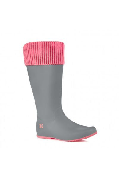 Butterfly Twists Windsor Rain Boots Pink