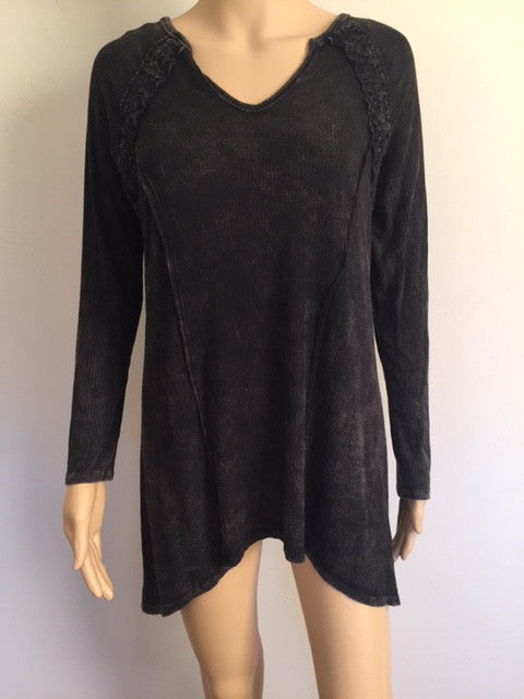 Long Sleeve Washing Top