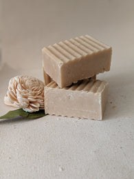 Matcha Coconut Oil Soap - Bar