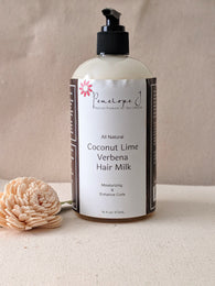 Coconut Lime Verbena Hair Milk