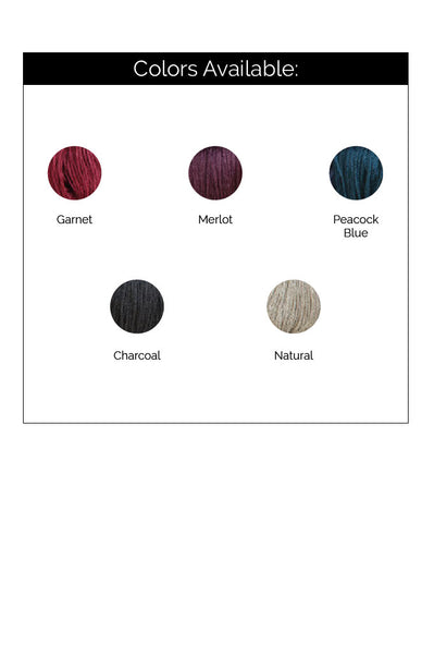 100% Linen Color Available